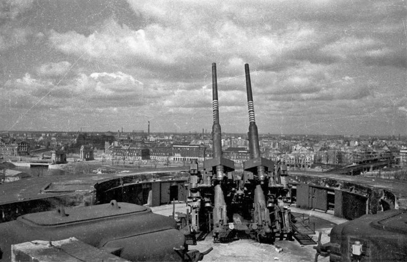 6344 - Зенитные башни люфтваффе