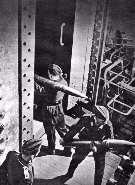 6346 - Зенитные башни люфтваффе