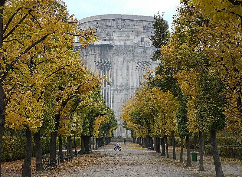 6351 - Зенитные башни люфтваффе