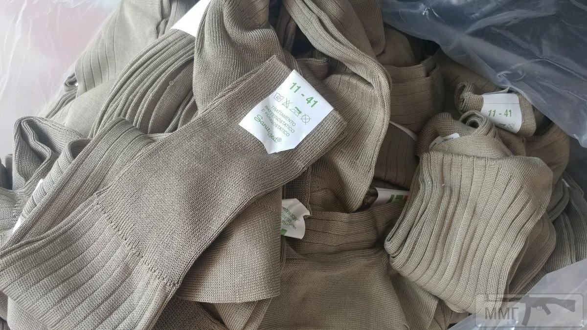 63615 - Носки( гольфы) Италия армейские 100% Cotton