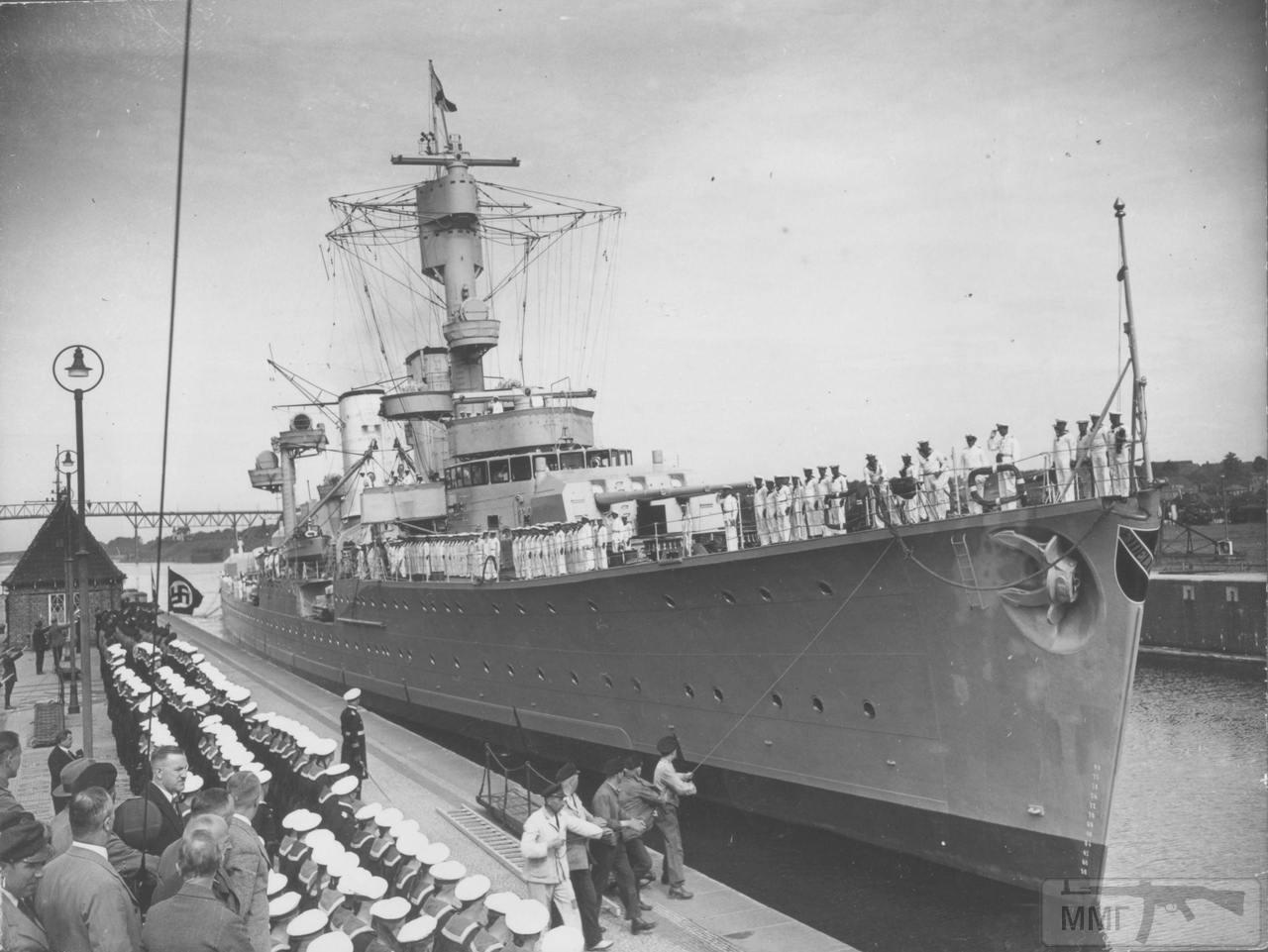 63642 - Легкий крейсер Karlsruhe