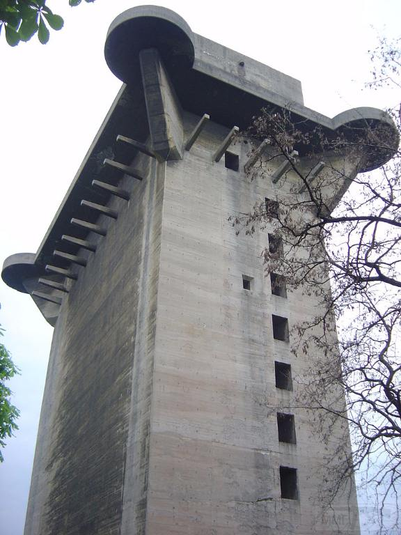 6368 - Зенитные башни люфтваффе