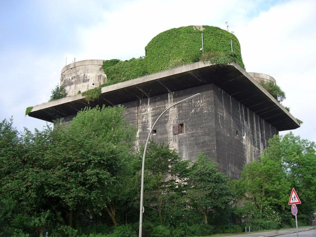 6369 - Зенитные башни люфтваффе