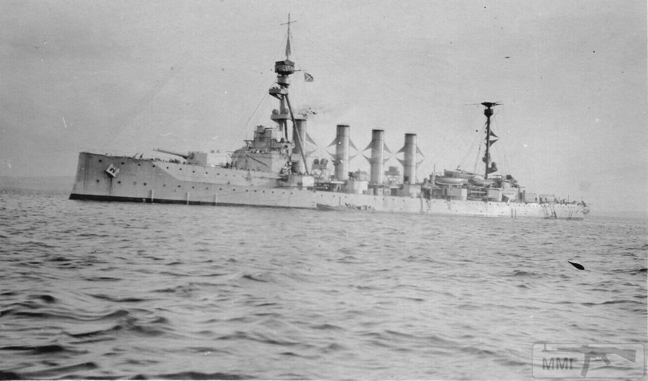 63781 - Броненосцы, дредноуты, линкоры и крейсера Британии