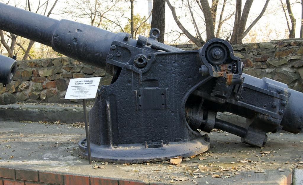 6388 - Корабельные пушки-монстры в музеях и во дворах...
