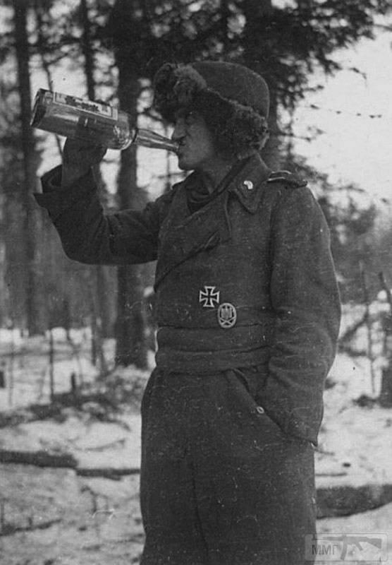 63974 - Военное фото 1941-1945 г.г. Восточный фронт.