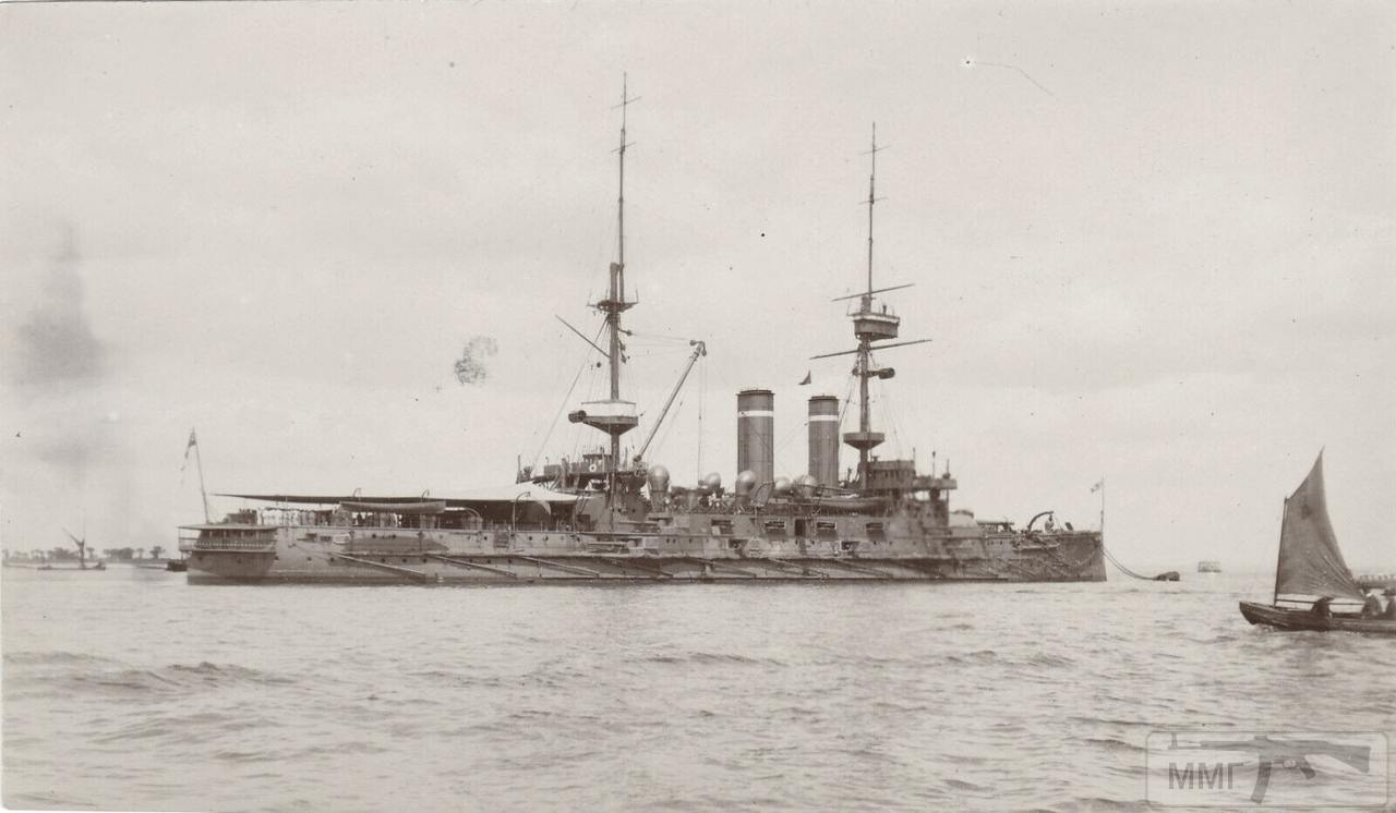 63999 - Броненосцы, дредноуты, линкоры и крейсера Британии