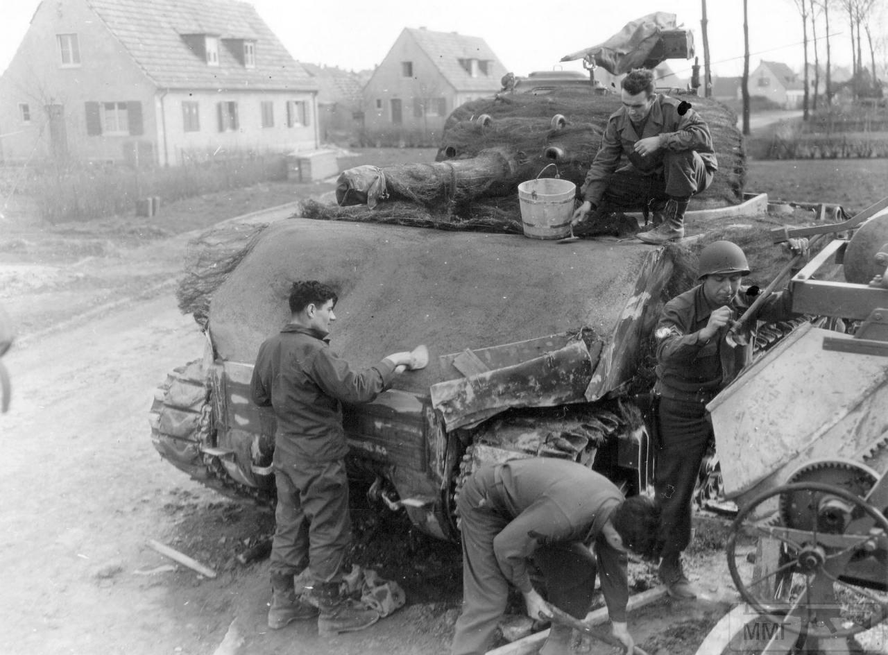 64009 - Военное фото 1939-1945 г.г. Западный фронт и Африка.