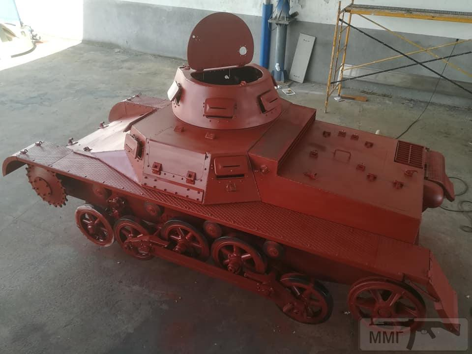 64014 - Деревянный танк