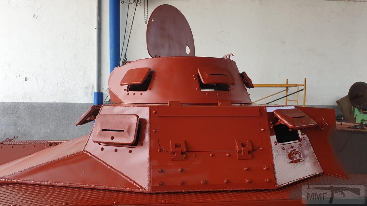 64015 - Деревянный танк