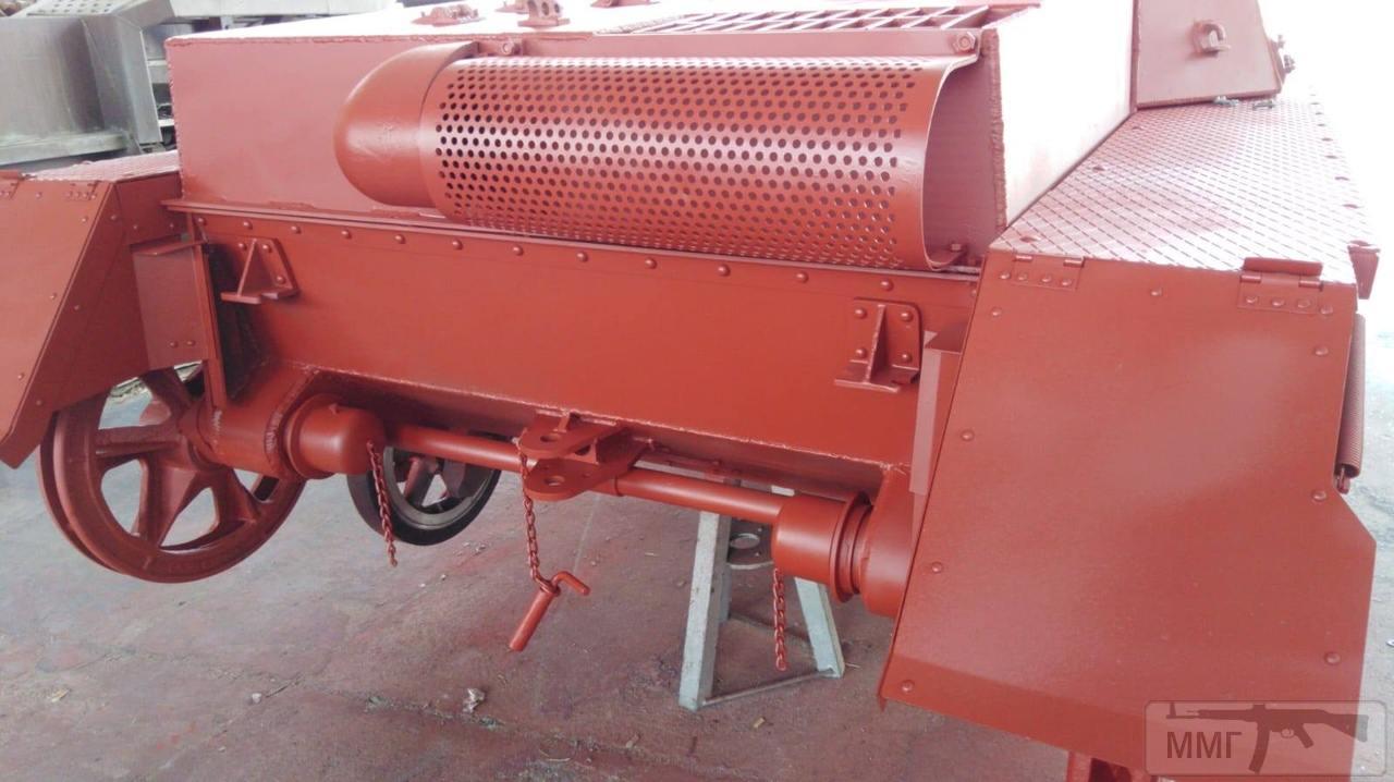 64019 - Деревянный танк