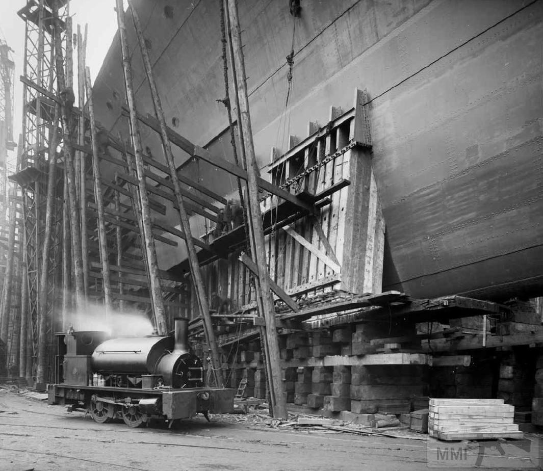 64057 - Броненосцы, дредноуты, линкоры и крейсера Британии