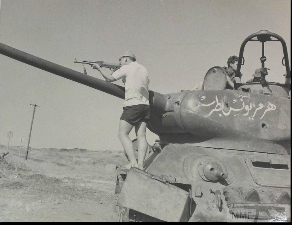 64170 - Послевоенное использование советской бронетехники WW2