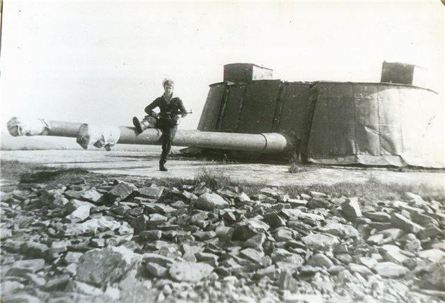 6418 - Корабельные пушки-монстры в музеях и во дворах...