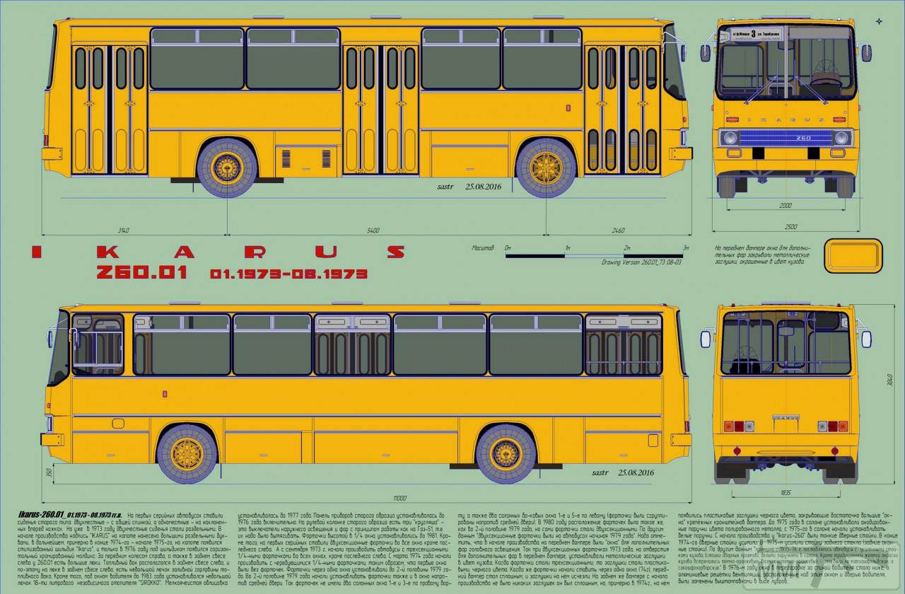 64201 - Икарусы