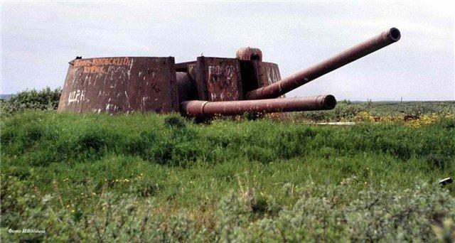 6422 - Корабельные пушки-монстры в музеях и во дворах...