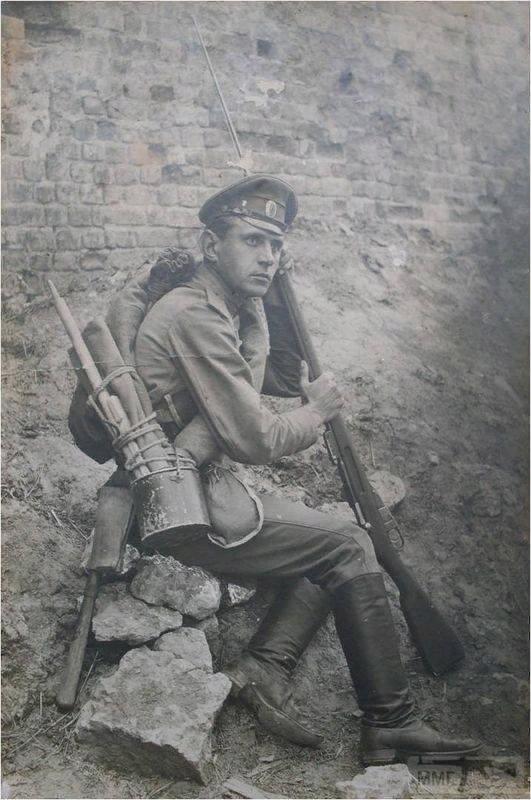 64228 - Военное фото. Восточный и итальянский фронты, Азия, Дальний Восток 1914-1918г.г.