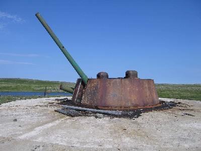 6423 - Корабельные пушки-монстры в музеях и во дворах...