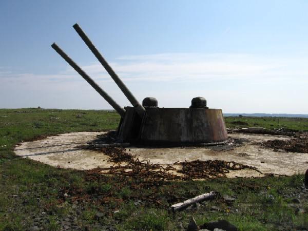 6424 - Корабельные пушки-монстры в музеях и во дворах...