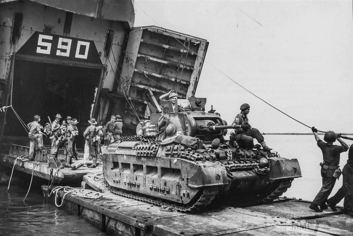 64342 - Британские танки Второй мировой