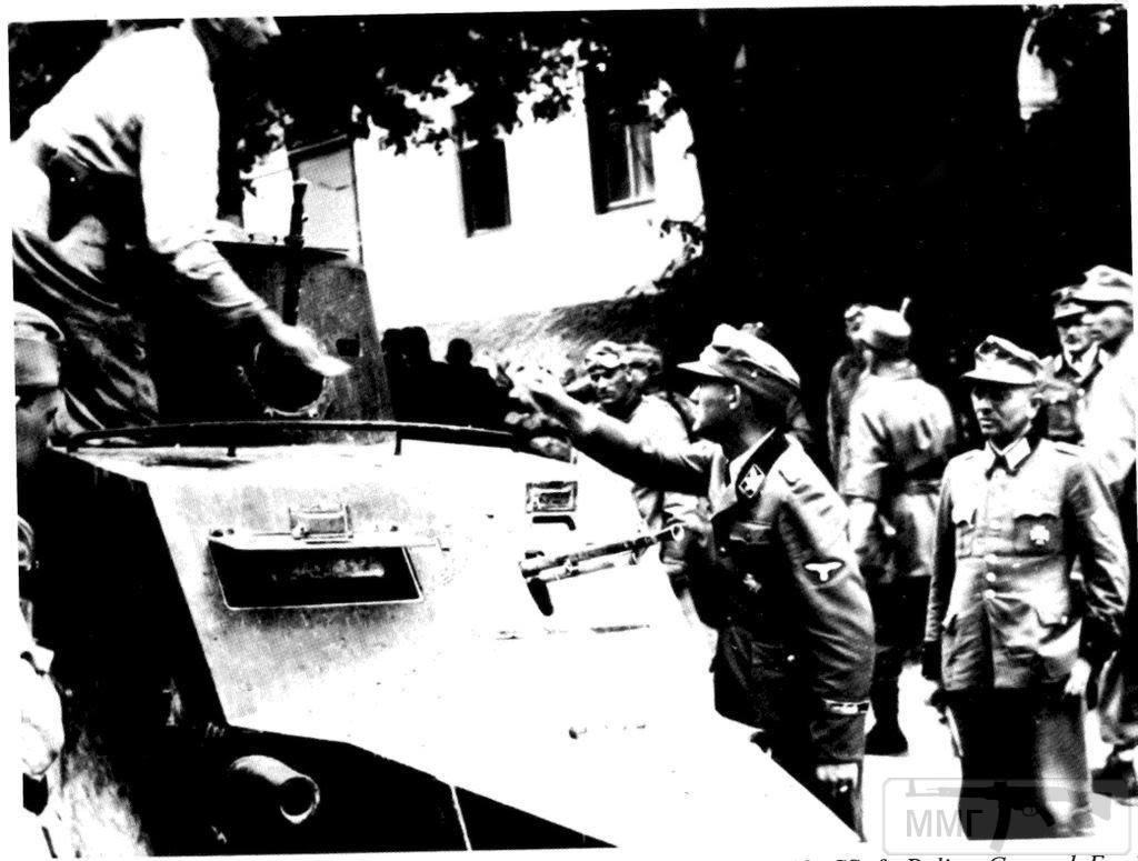 64346 - Военное фото 1939-1945 г.г. Западный фронт и Африка.