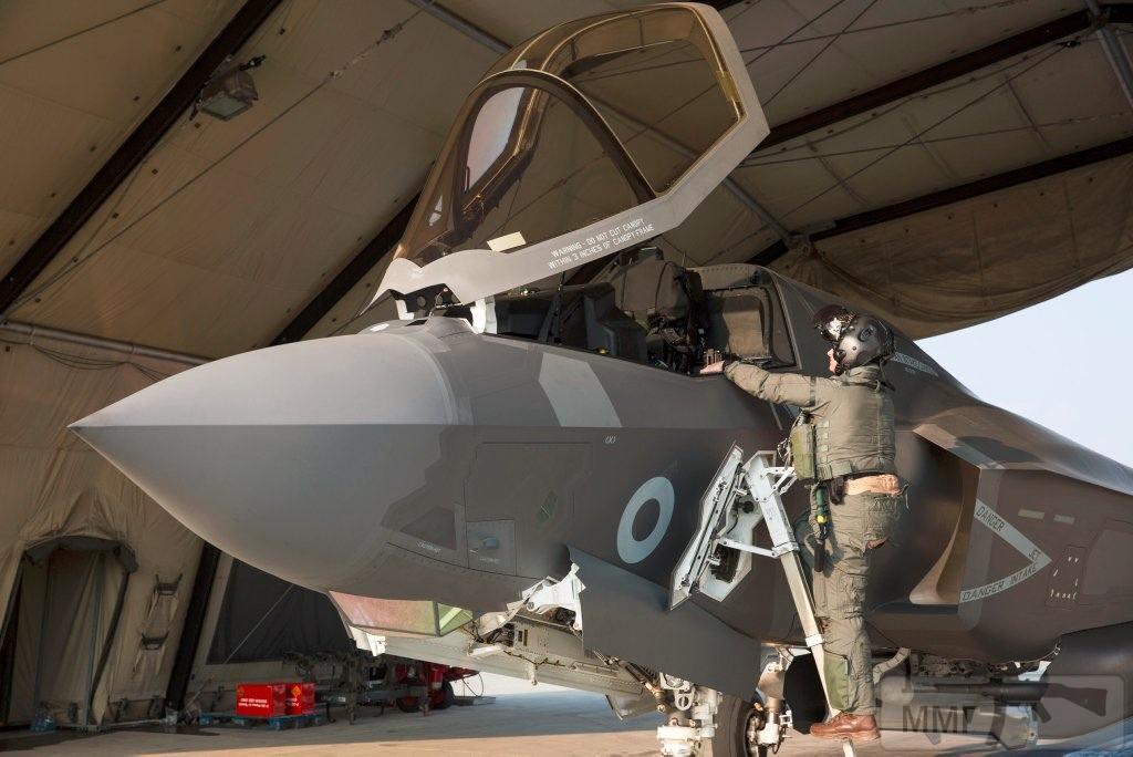 64356 - F-35 и программа JSF