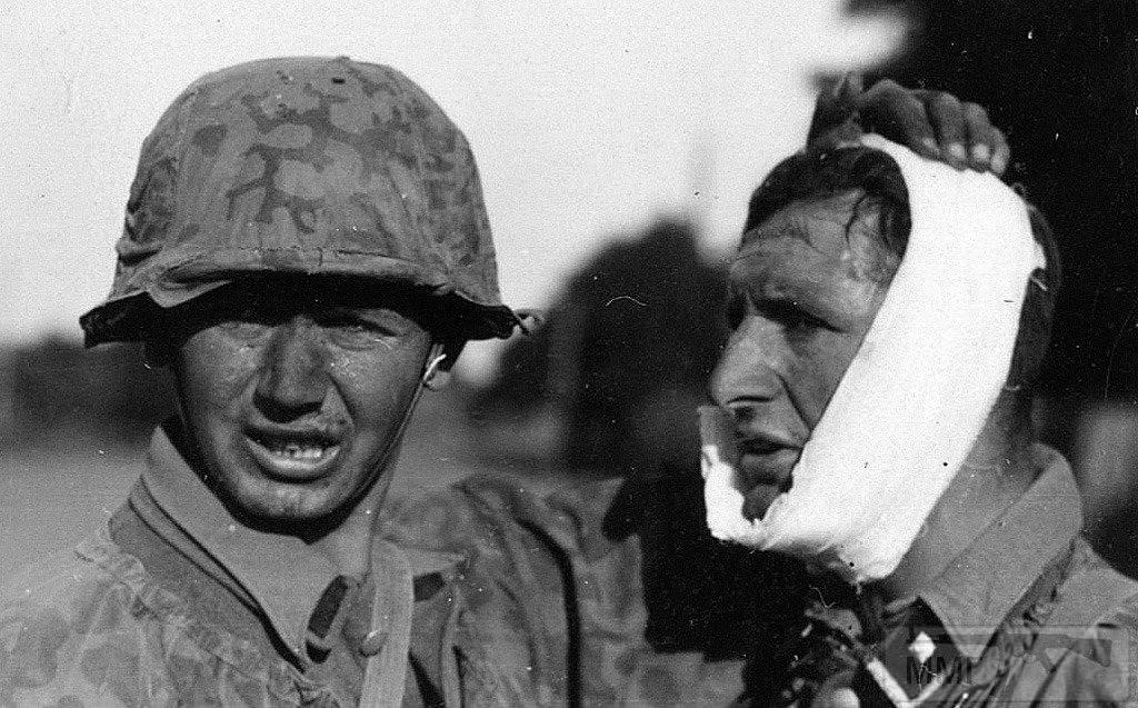64525 - Военное фото 1941-1945 г.г. Восточный фронт.