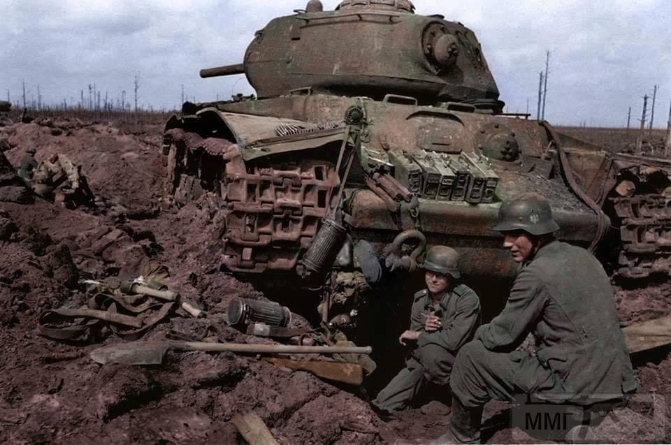 64534 - Военное фото 1941-1945 г.г. Восточный фронт.