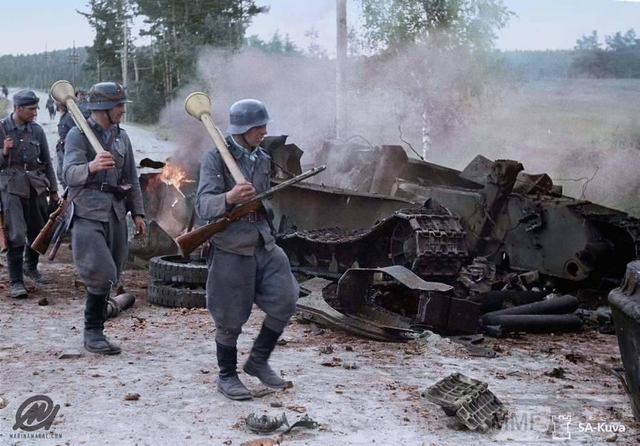 64535 - Военное фото 1941-1945 г.г. Восточный фронт.
