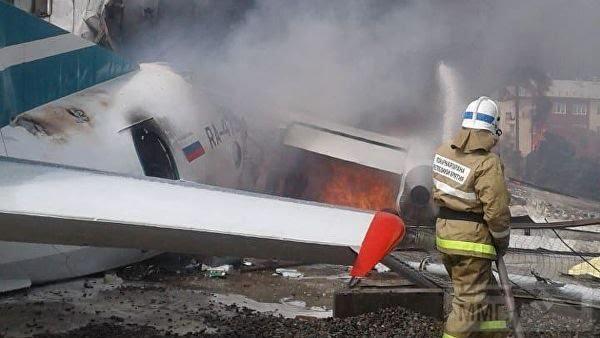 64562 - Аварии гражданских летательных аппаратов