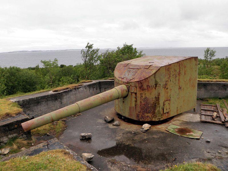 6466 - Корабельные пушки-монстры в музеях и во дворах...
