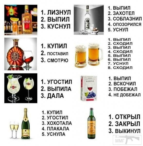 64684 - Пить или не пить? - пятничная алкогольная тема )))