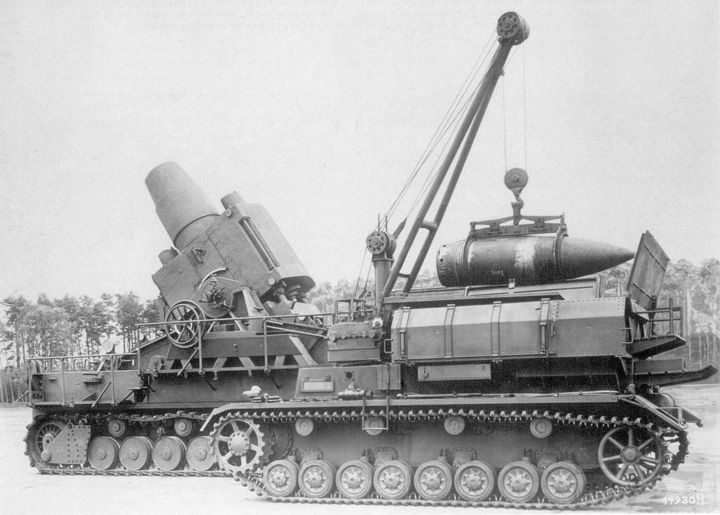 6511 - Супер-пушки