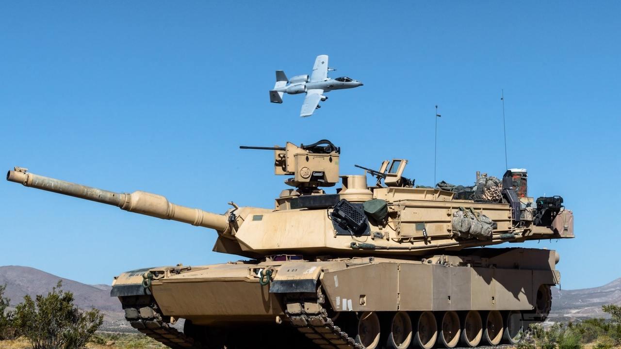 65165 - Современные танки