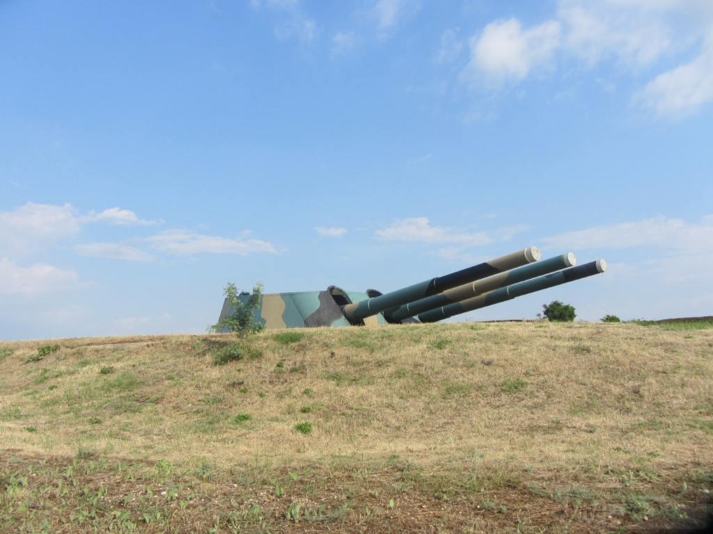 6517 - Корабельные пушки-монстры в музеях и во дворах...