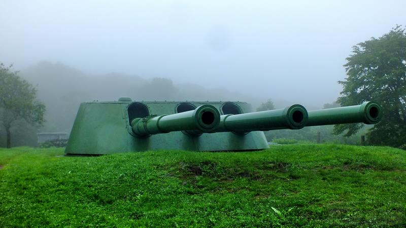 6528 - Корабельные пушки-монстры в музеях и во дворах...