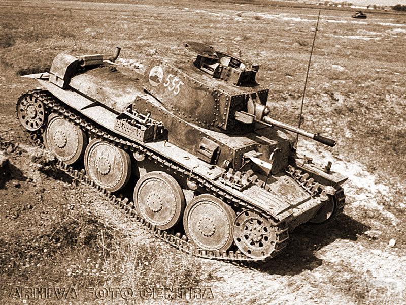 """6533 - Служба немецких """"коробочек"""" после войны..."""