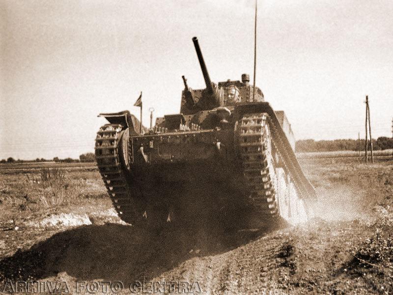 """6534 - Служба немецких """"коробочек"""" после войны..."""