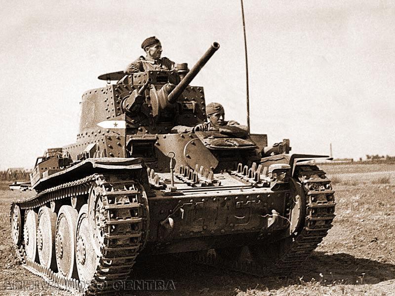 """6536 - Служба немецких """"коробочек"""" после войны..."""