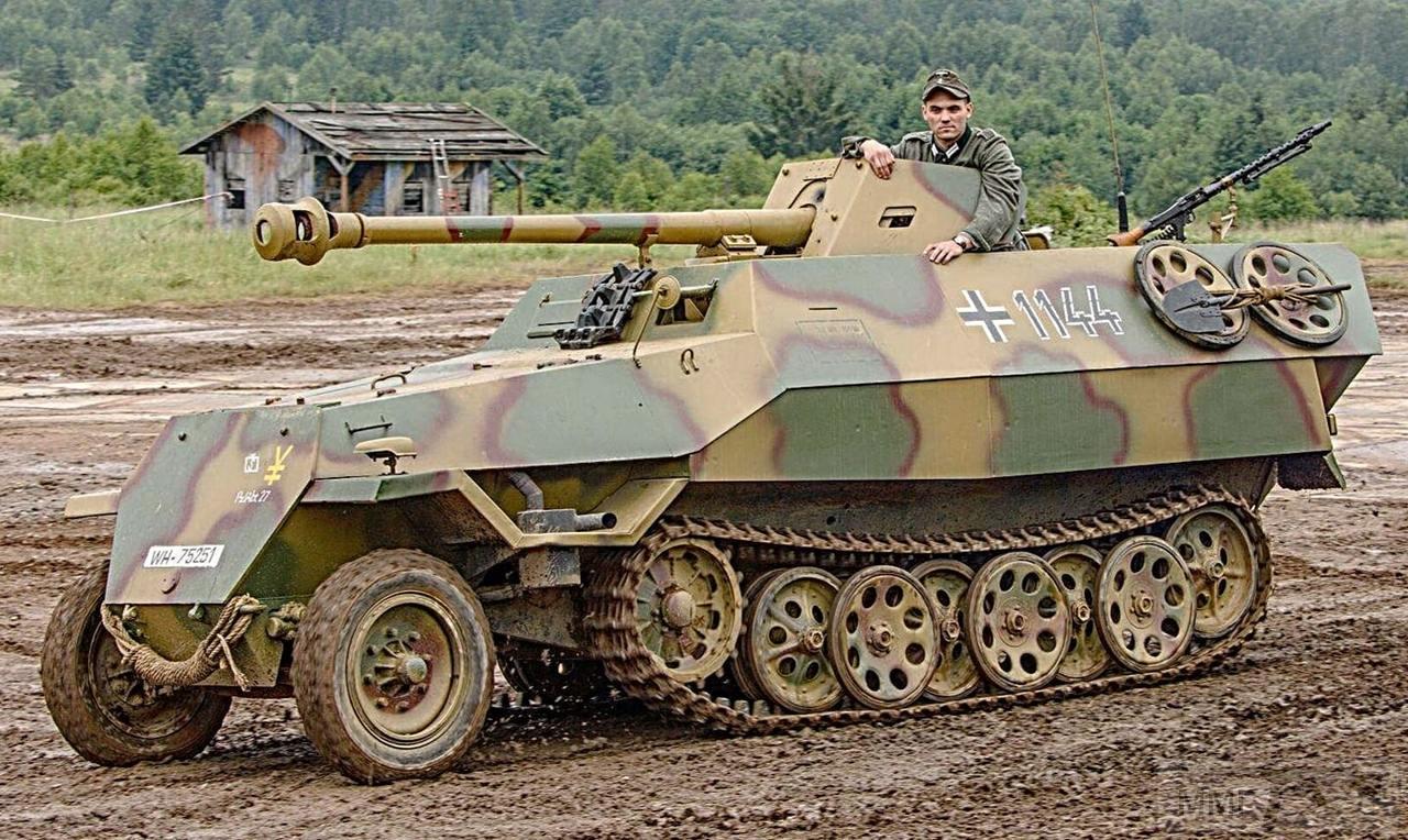 65377 - Деревянный танк