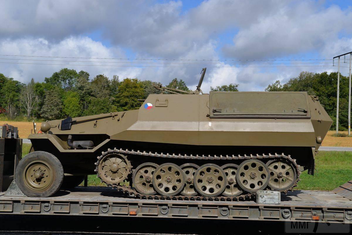 65380 - Бронетранспортеры Вермахта и их прямые потомки