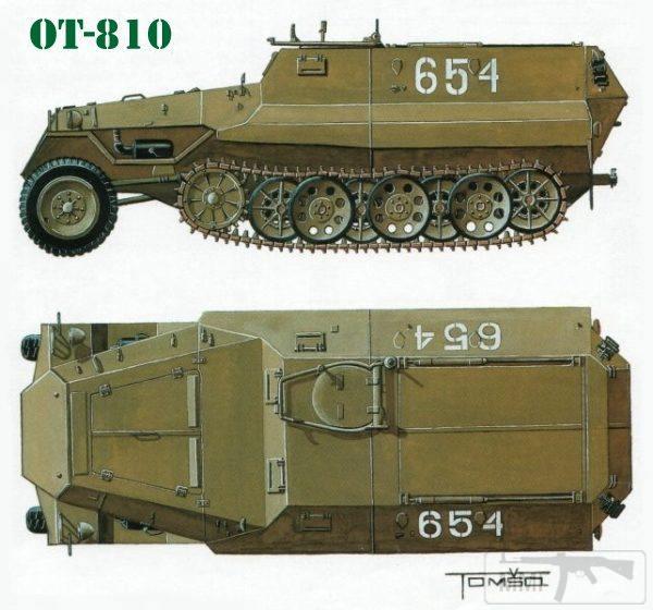 65381 - Бронетранспортеры Вермахта и их прямые потомки