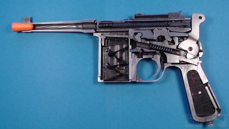 6539 - Маузер С96. Створення ММГ.