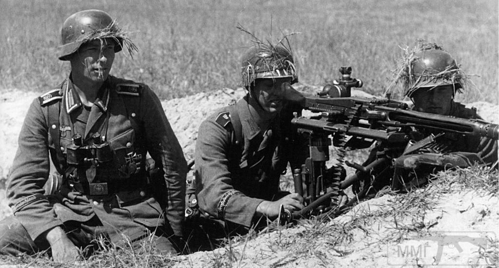 65407 - MG-42 Hitlersäge (Пила Гитлера) - история, послевоенные модификации, клейма...