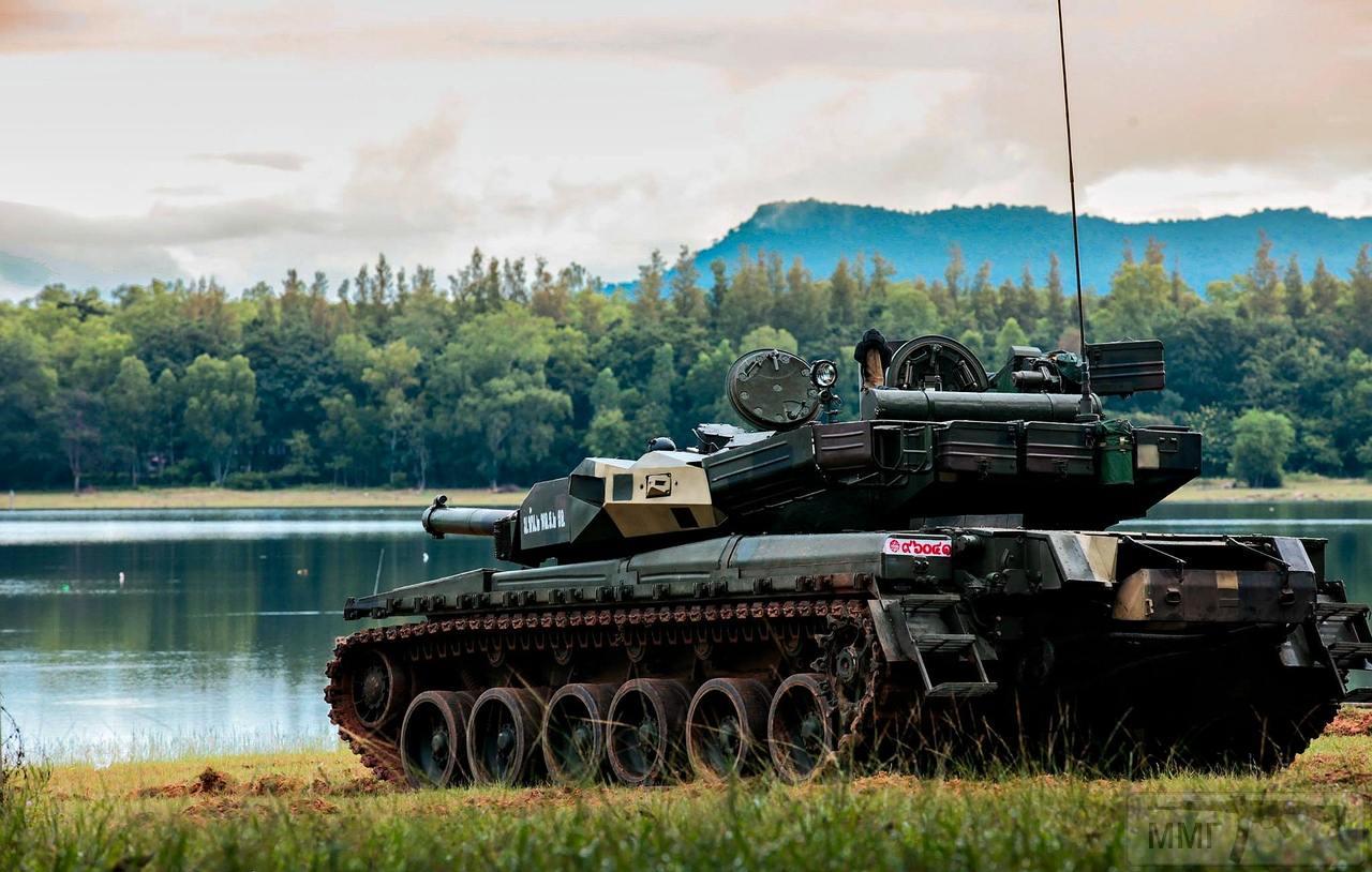 65411 - Современные танки