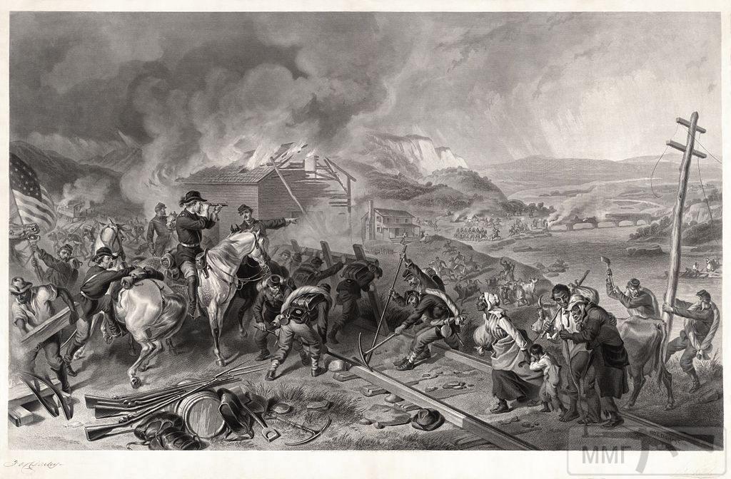 65477 - Гражданская война в США