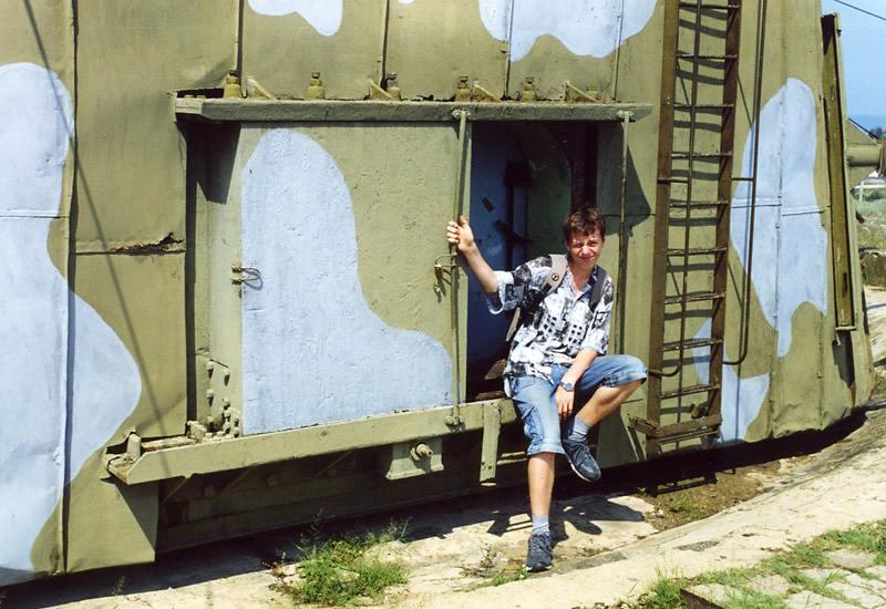 6566 - Корабельные пушки-монстры в музеях и во дворах...
