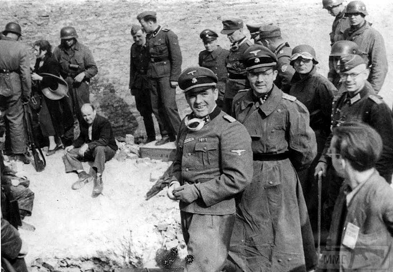 65686 - Военное фото 1941-1945 г.г. Восточный фронт.