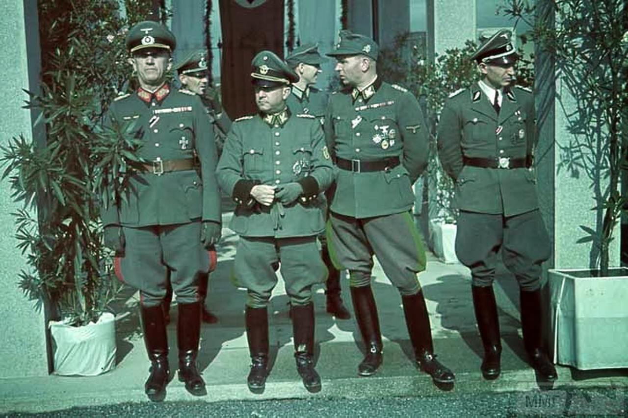 65691 - Военное фото 1941-1945 г.г. Восточный фронт.