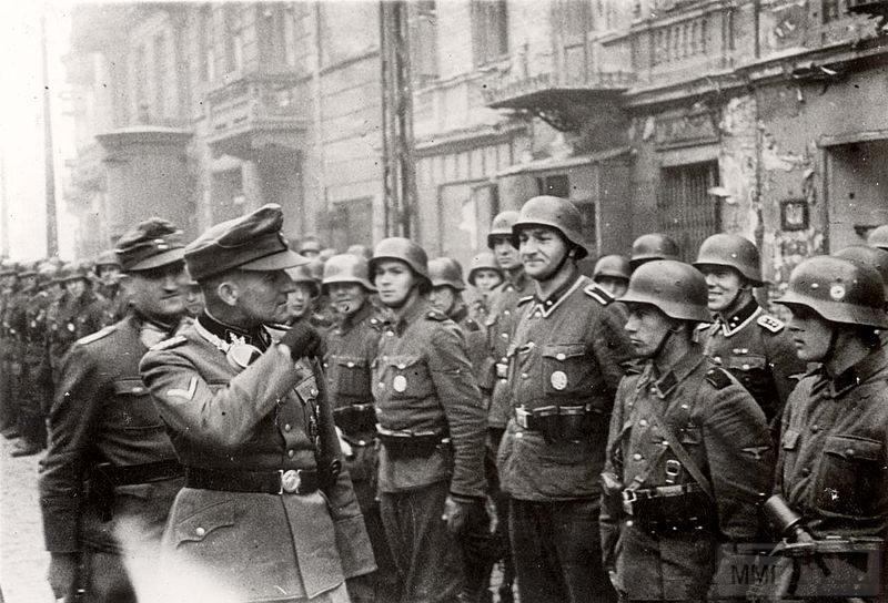 65692 - Военное фото 1941-1945 г.г. Восточный фронт.
